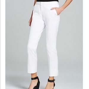 Tory Burch Tessa Pants In White Size 10